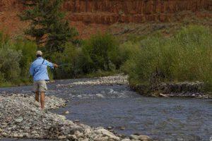An Angler's Paradise
