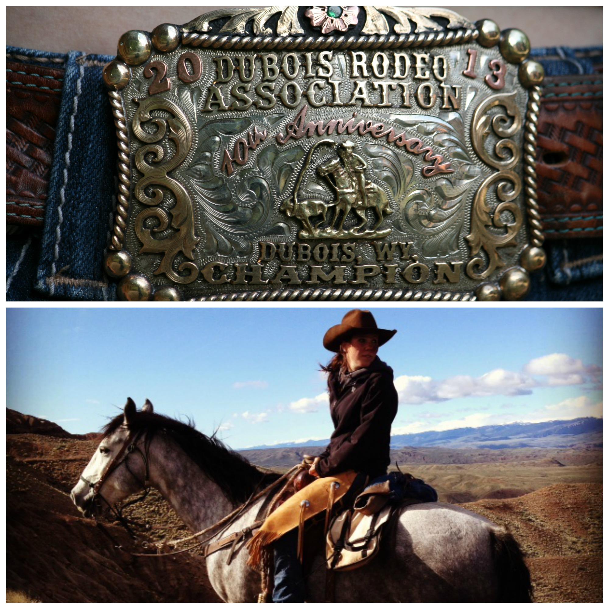 2013 Dubois Rodeo Champion
